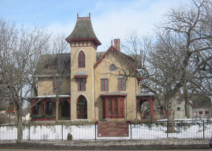 LeDuc Mansion street view